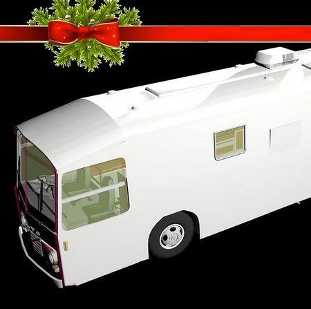 Noel … à bord de votre camping-car !
