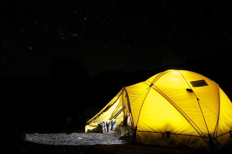 Une forme croissante de tourisme en Chine : le camping